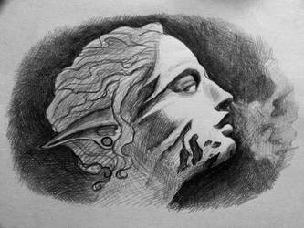 Cold by HawkeDasha
