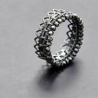 Vixen - ring by Eire-handmade