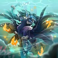 Underwater by Taiga-Blackfield
