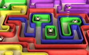 Labyrinth by kuzy62