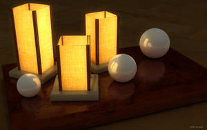 Lamplights by kuzy62