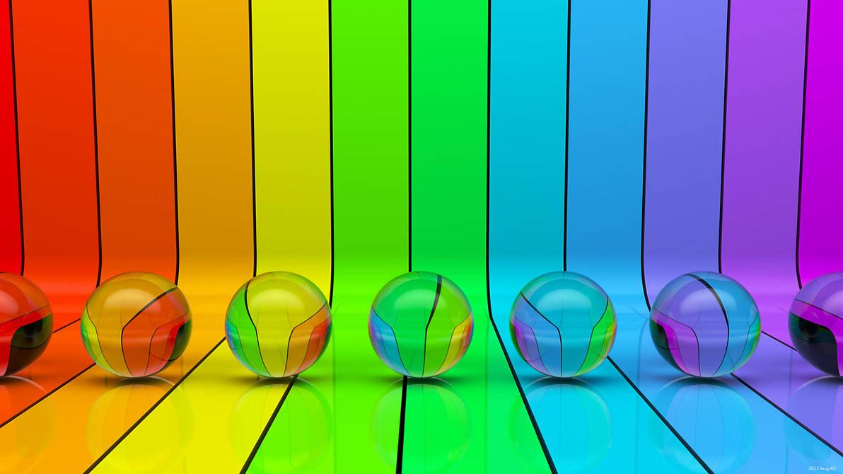 Rainbow Stage by kuzy62