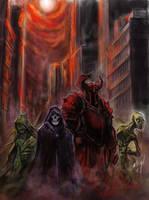 Apocalypse by atryl