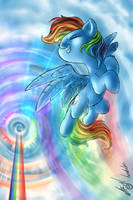 Rainbow Dash by atryl
