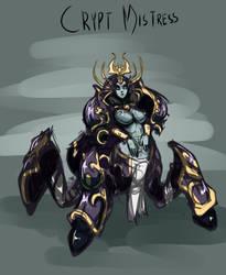 Crypt Mistress by atryl