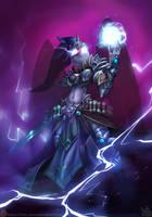 Twilight Sparkle the Wizard by atryl