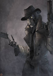 Nick Valentine by atryl