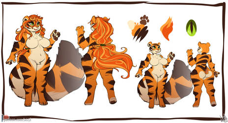 Chub Tigress by atryl