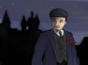 nighttime revolution by hattyhatty