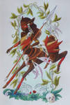 Cervitaur by GlauxBryonia