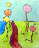 Dennis Li - 7th grade by DH-Students-Gallery