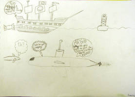 Daniel Chou - 5th grade by DH-Students-Gallery