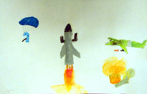 Tyler Hom - 4th grade by DH-Students-Gallery