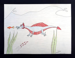 Kaylyn - 5th grade by DH-Students-Gallery