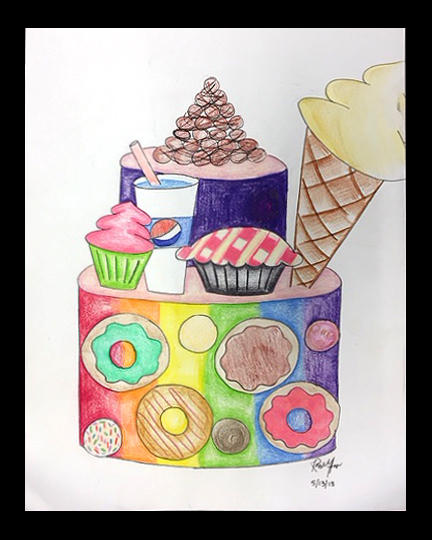 Desserts by DH-Students-Gallery