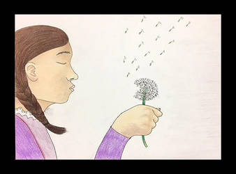 Making a Wish by DH-Students-Gallery