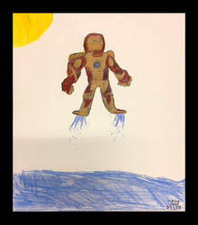 Iron Man by DH-Students-Gallery