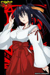 Akeno Himejima by NarutoRenegado01