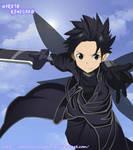 Sword Art Online: Kirito by NarutoRenegado01