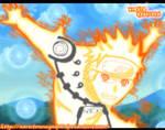 Naruto Modo Bijuu by NarutoRenegado01