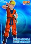 Naruto Vestimenta de goku (Storm 3) by NarutoRenegado01
