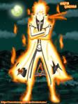 Naruto Modo Kyubi by NarutoRenegado01