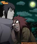 Naruto 627: Sasuke y Karin by NarutoRenegado01