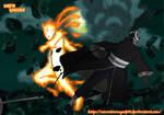 Naruto 596: Naruto vs Tobi by NarutoRenegado01