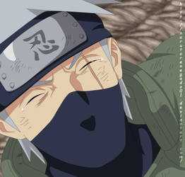 Naruto 689: I'm proud of you by NarutoRenegado01