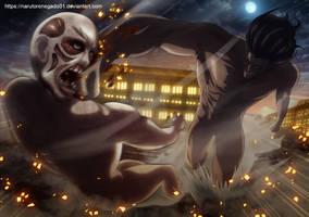Shingeki no Kyojin 101: Transformation Failed by NarutoRenegado01