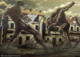 Shingeki no Kyojin 75: In this place by NarutoRenegado01
