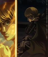 Shingeki no Kyojin 103: The colossal appears by NarutoRenegado01