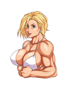 Power Girl by elee0228