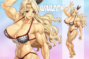 Amazon by elee0228