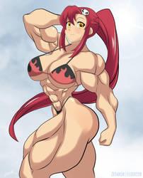 Yoko by elee0228