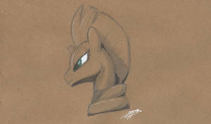 Sketch: Tempest Shadow by Brisineo