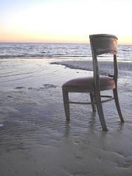 sur la plage II by WillowGreen