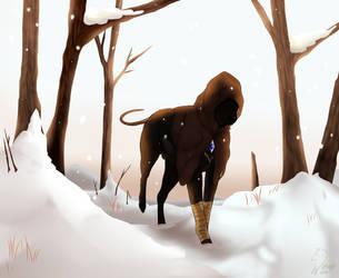 Winter by Wohwelii