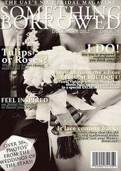 Something Borrowed Magazine Cover by CrisBehrmann