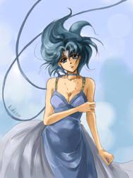 Mercury Princess by Rikeza