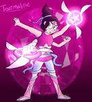 Steven Universe: Tourmaline (Steven + Pearl) by Themeguy