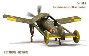 Cu-161 A (II) by CUTANGUS