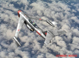 Early jet by CUTANGUS
