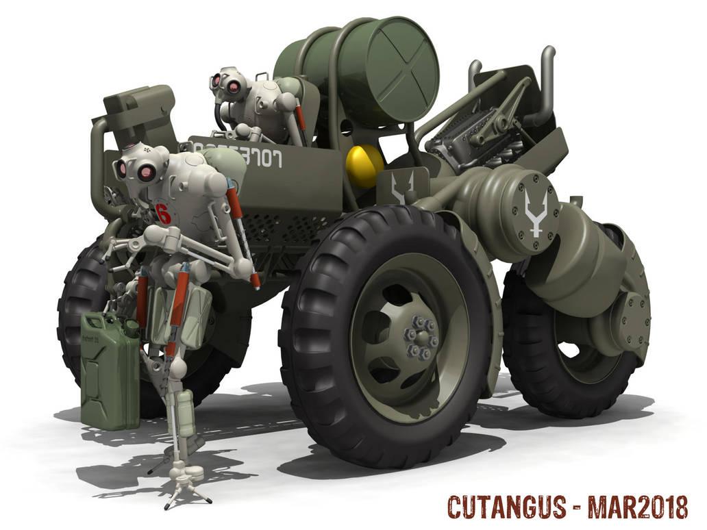 AVT389-B by CUTANGUS