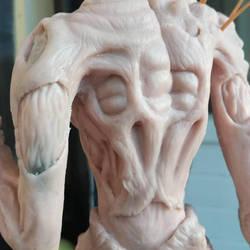 Mantis Creature -WIP- #14 by RetardedDogProductns