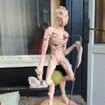Mantis Creature -WIP- #15 by RetardedDogProductns