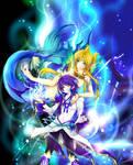PWfanart: Mermaid Legend by Ruri-dere