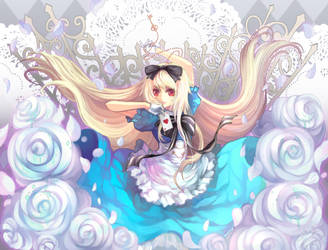 Alice by Ruri-dere