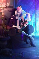 [UTAU PV]Masked bitcH+New VB Release by Ruri-dere