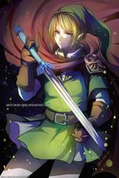 Link by Ruri-dere